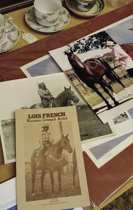 Lois French Memorabilia