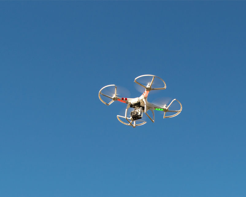 Labette County High School FFA UAV