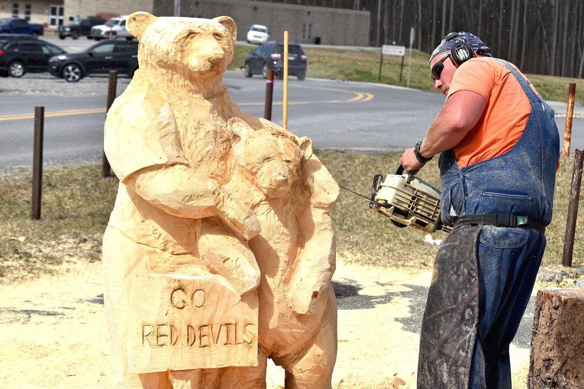 Bear in process