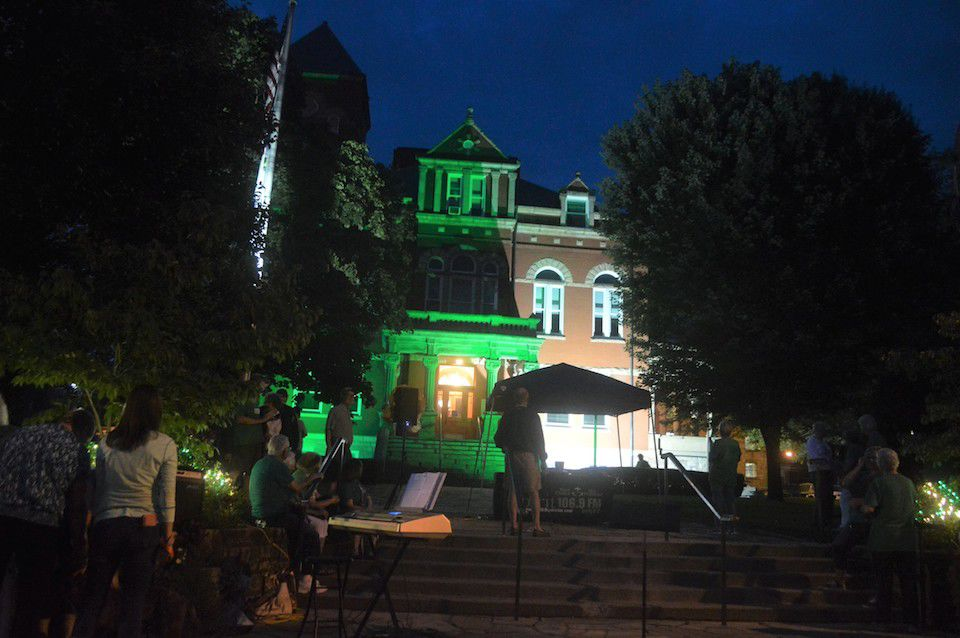 Green Courthouse