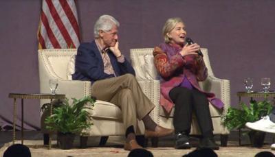 Report: FBI investigating Clinton Foundation
