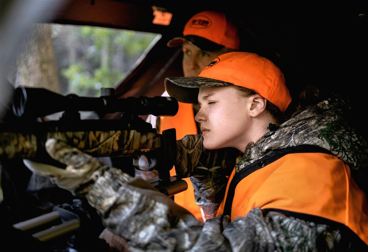 Youth hunting 1
