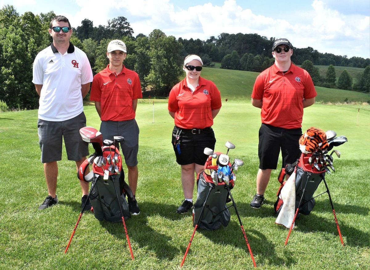 Oak Hill golf