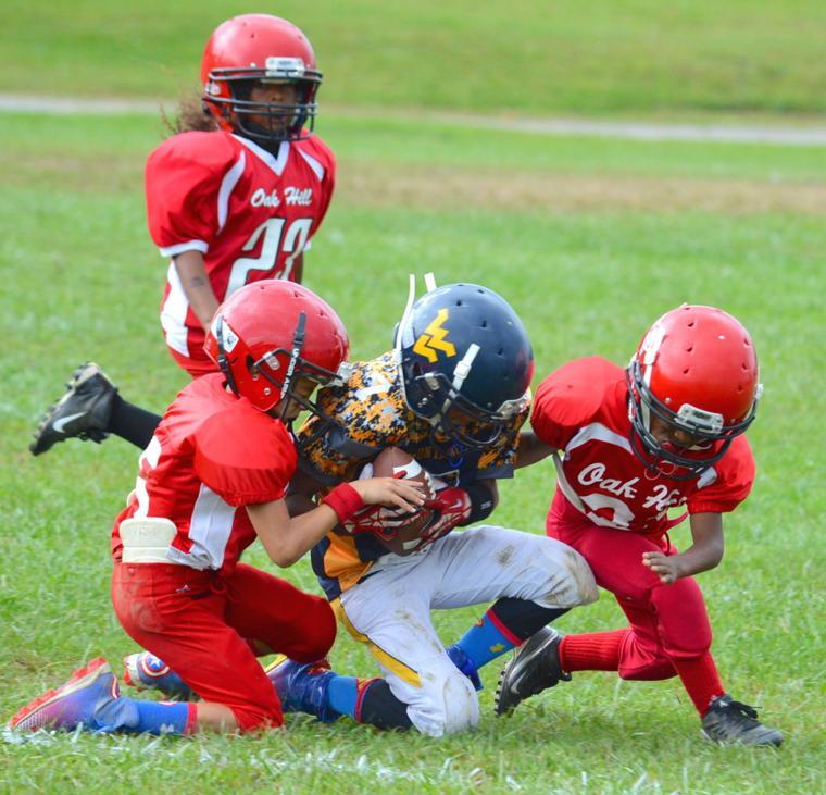 Midget League Football 107