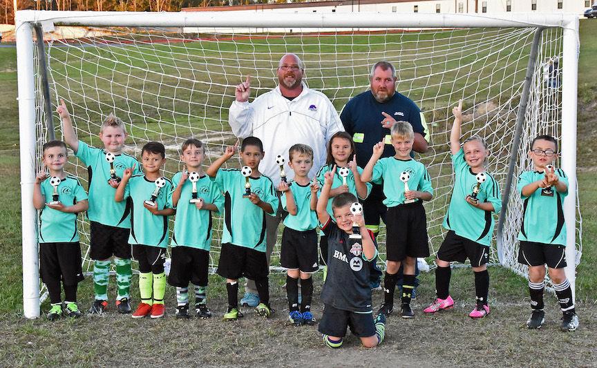 U-8 champs