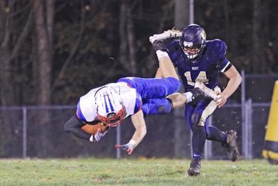 Yoder tackled