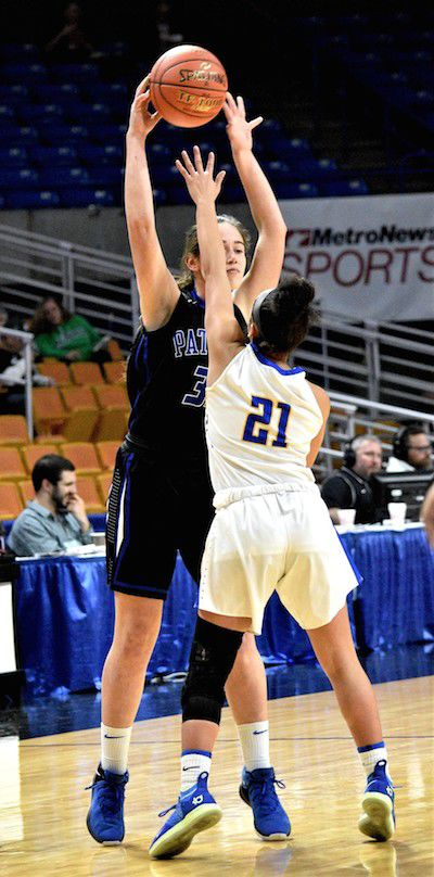 First day action at girls state tournament   Sports