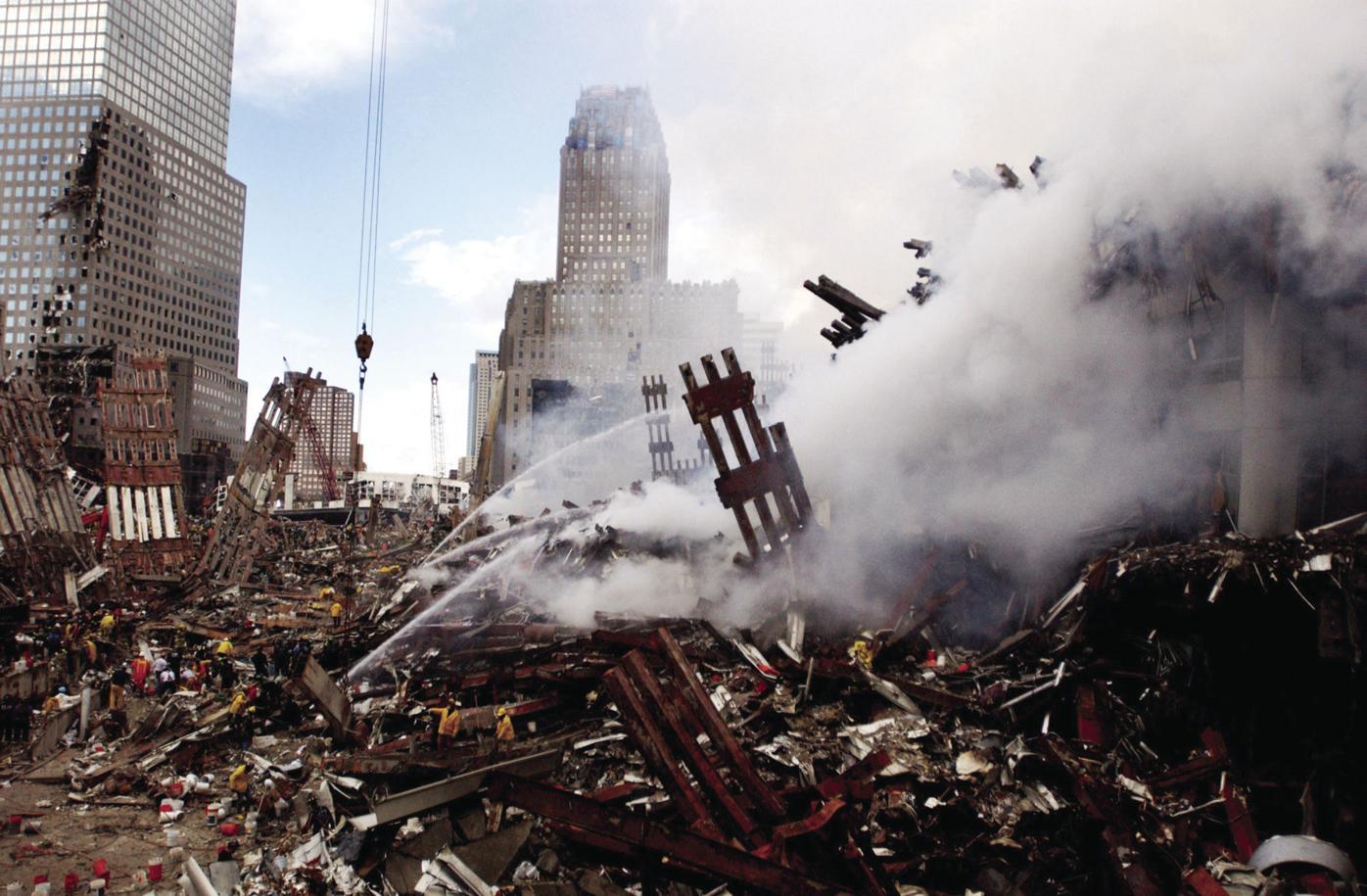 REMEMBERING A TRAGIC DAY IN AMERICA