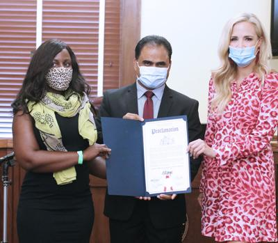 October proclaimed National Breast Cancer Awareness Month in Fort Bend County