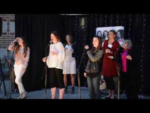 Young artists perform at Pink Petro HERWorld Energy Forum