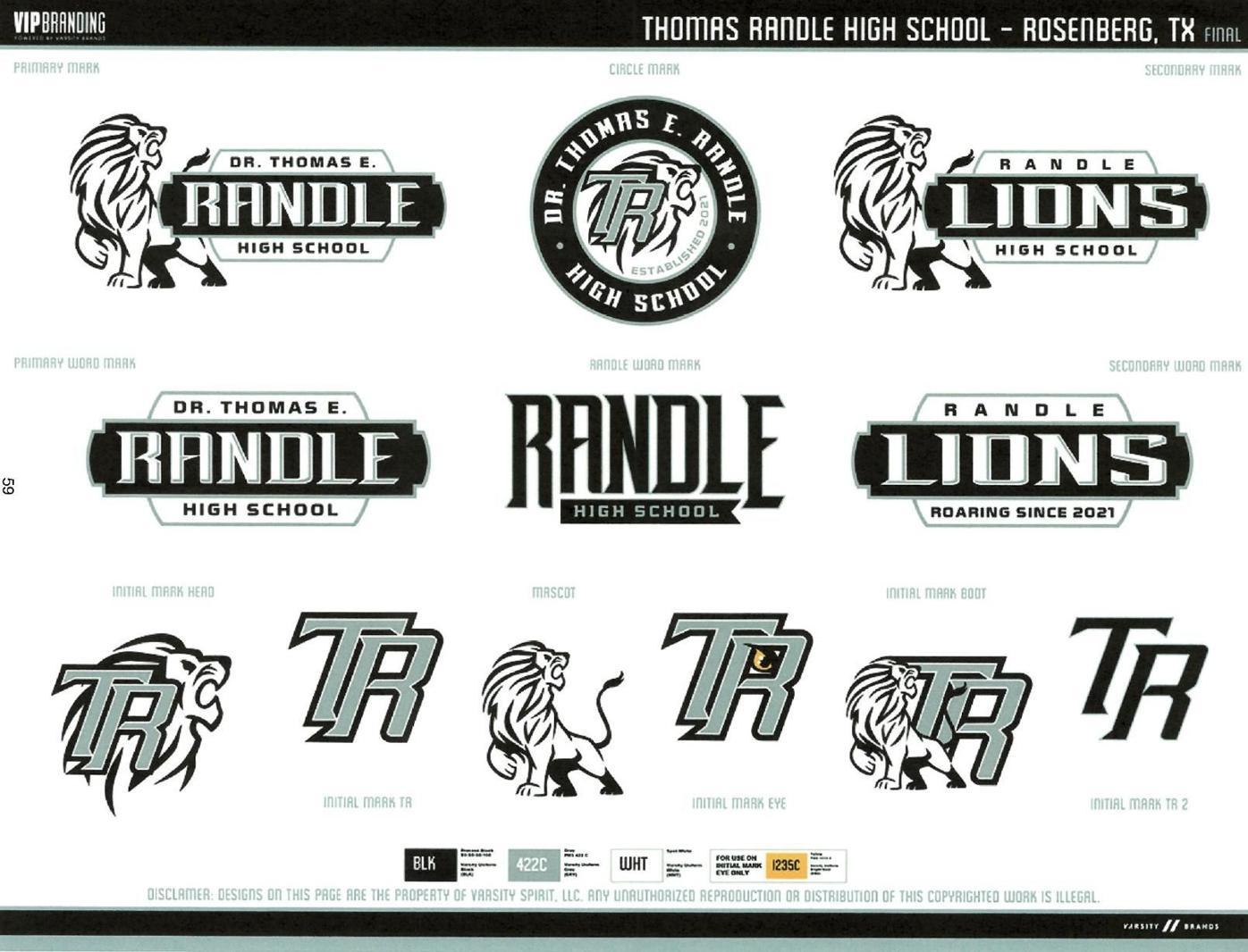 Randle logos