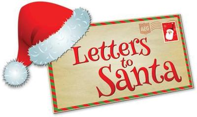 Letters to Santa due Friday