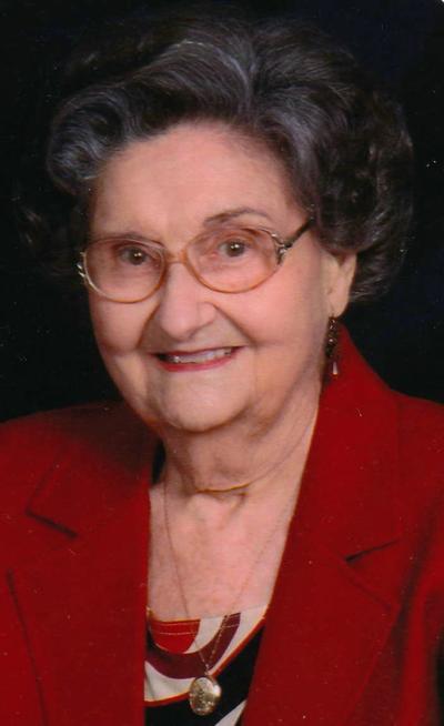 Wilma Hammack Tharp