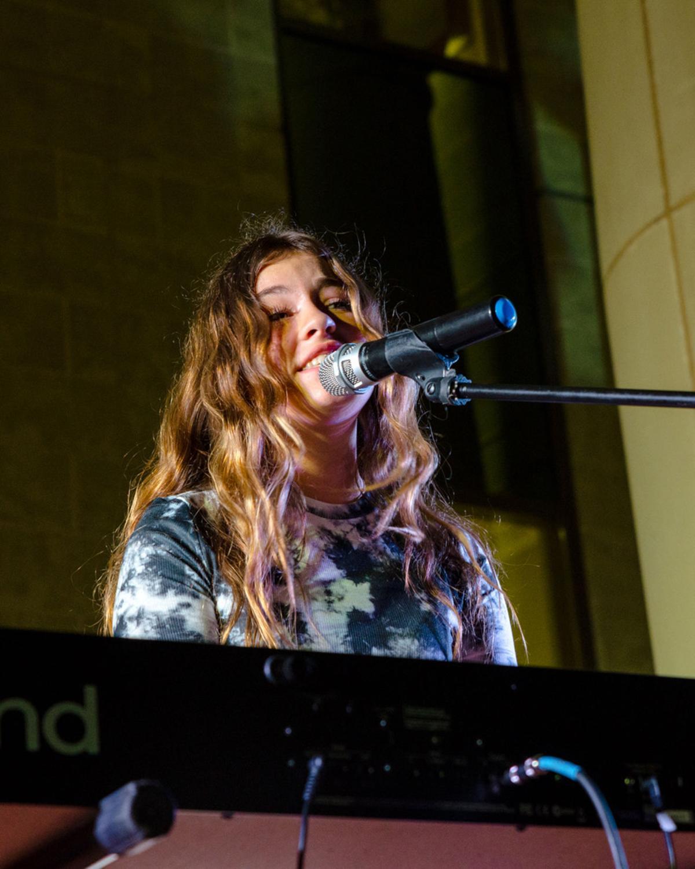 Singer Faith Parle returns to the Josie Music Awards
