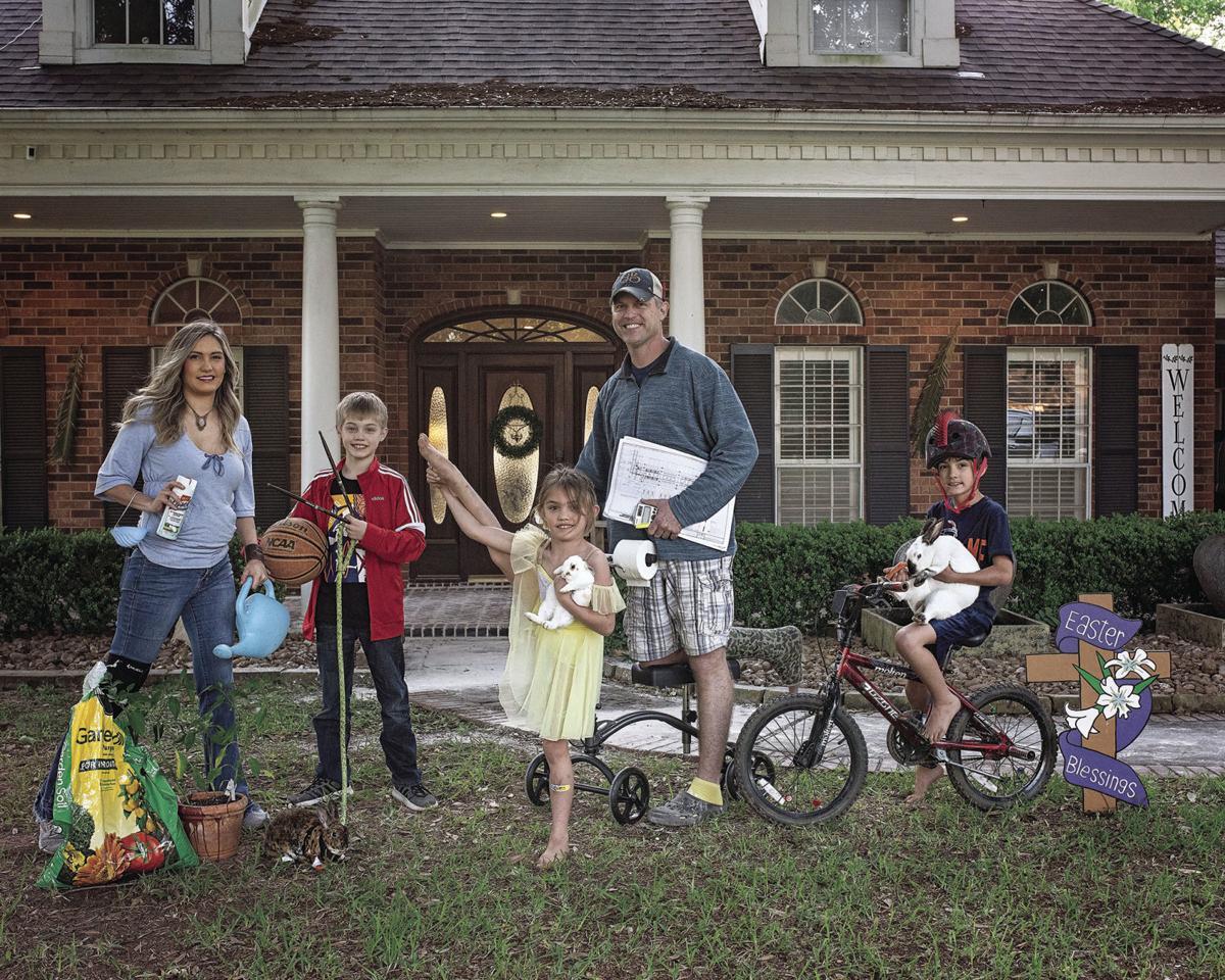 THE POLLOCK FAMILY