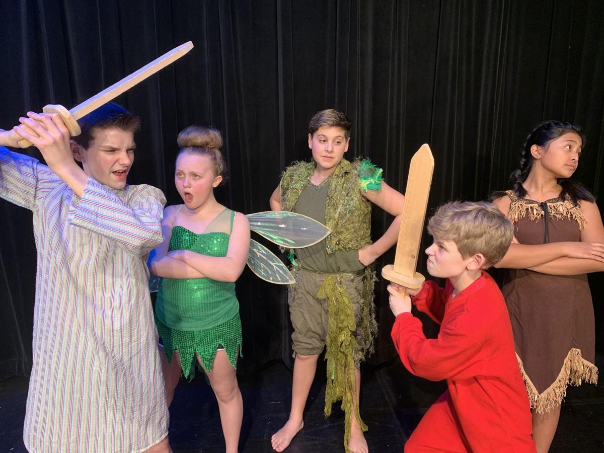 iStage's Peter Pan, JR