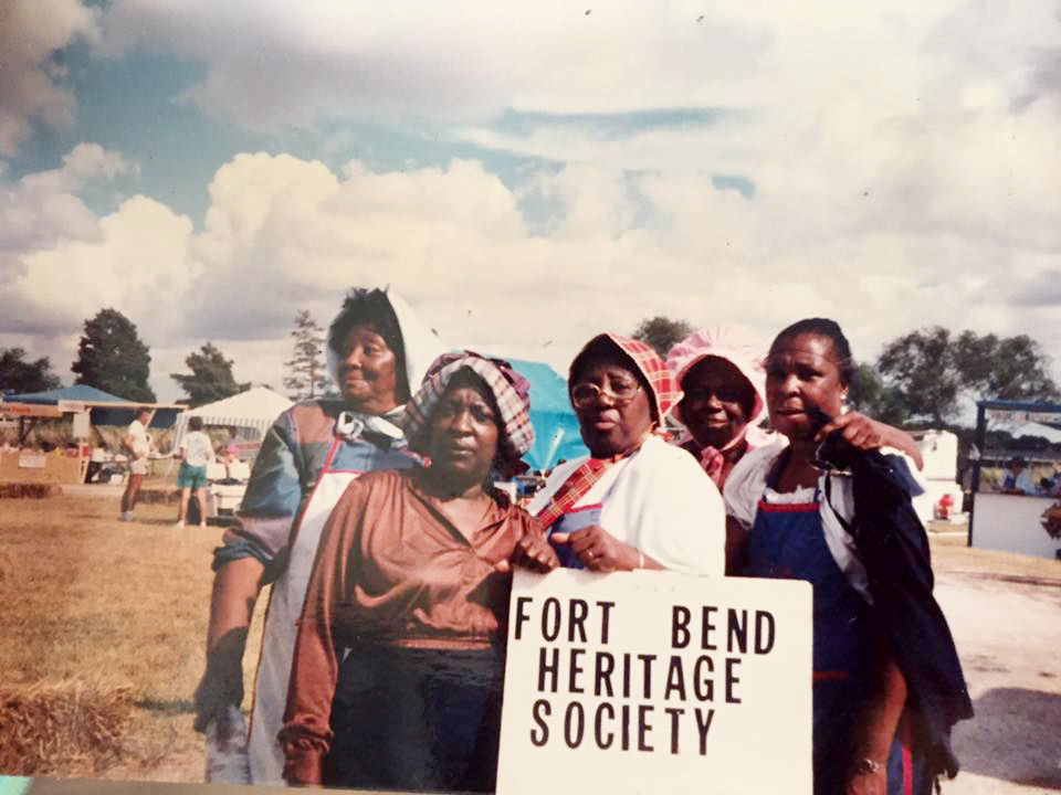 Fort Bend Black Heritage Society Founders