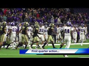 FHS Falcons Regional Quarterfinal Game: Part 1