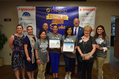 OakBend wins Guidelines-Stroke Gold Plus Quality Achievement Award
