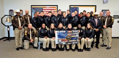 New cadets