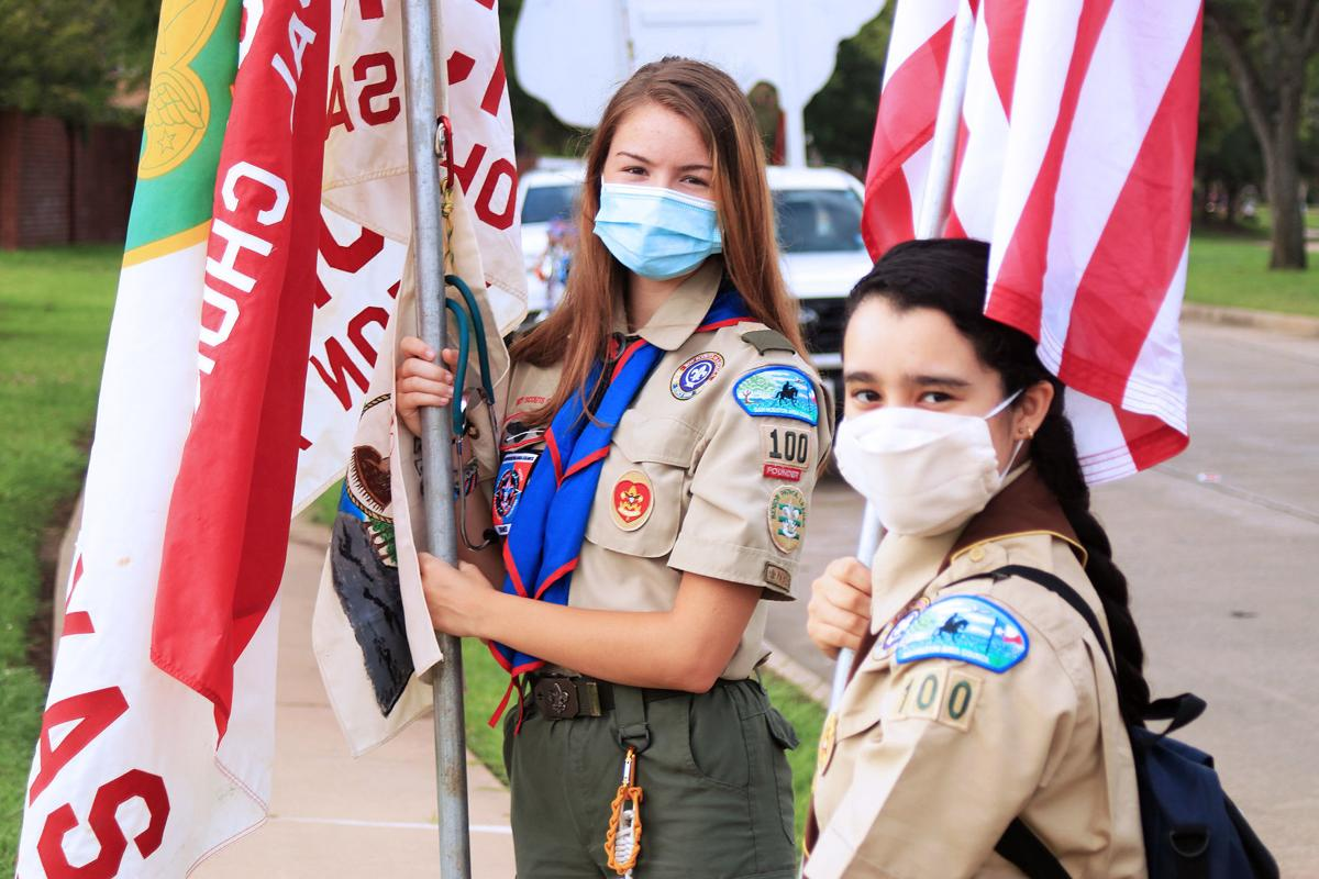 Scouting for more girl scouts