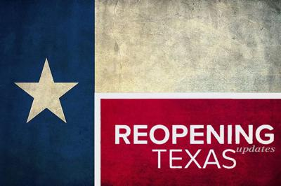Texas Reopening