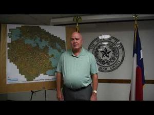 Judge Hebert River Flooding Video Update Wednesday Morning August 30, 2017