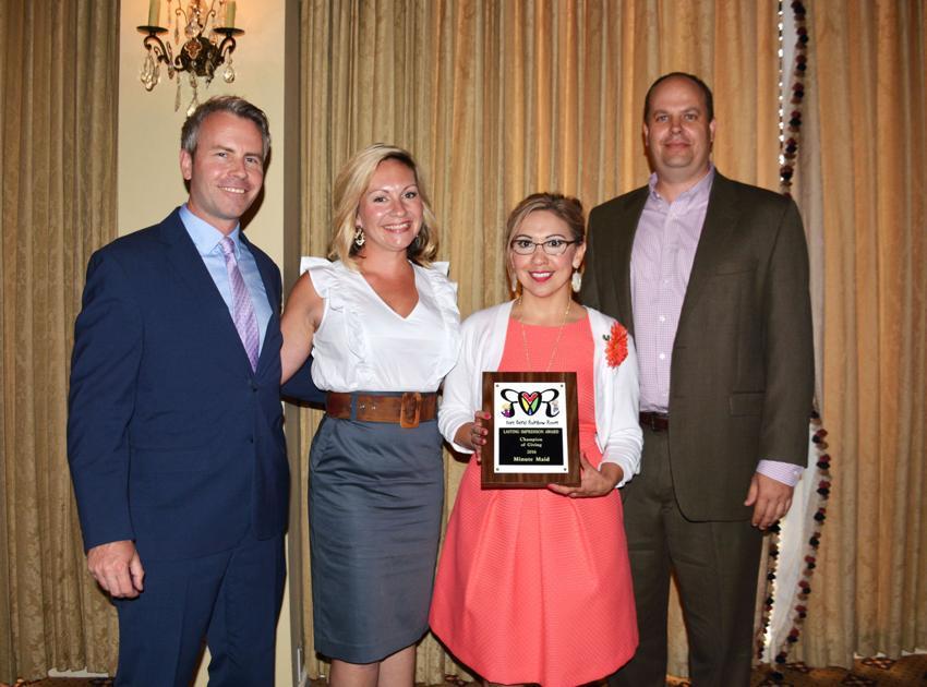 Fort Bend Rainbow Room S 16th Annual Flo Berkman Award