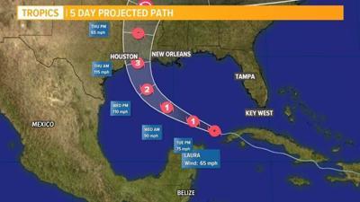 City of Richmond prepares for Hurricane Laura