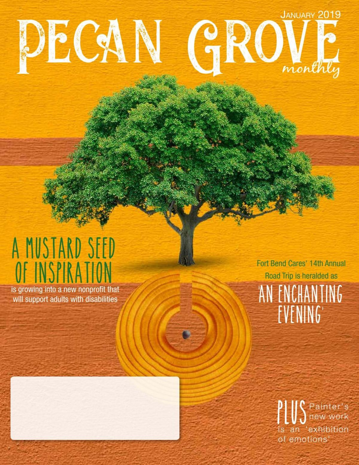 Pecan Grove Monthly: January 2019