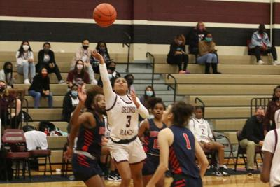 Longhorns fall to Dulles