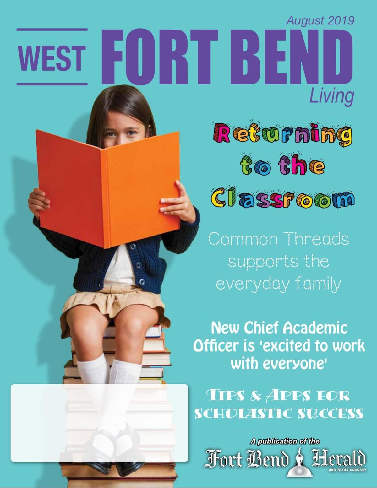 West Fort Bend LIving: August 2019