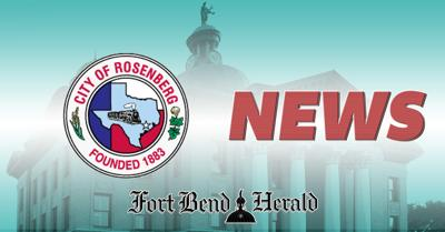 City of Rosenberg news