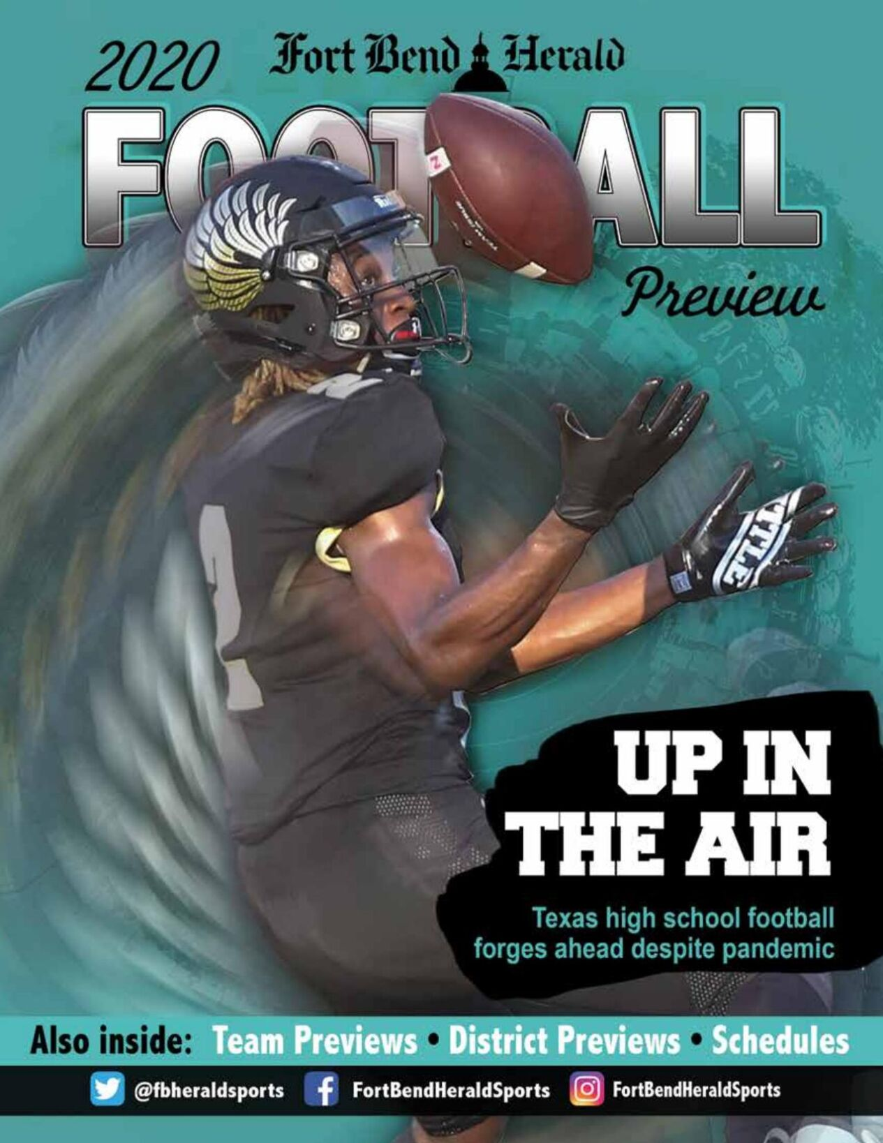 2020 Fort Bend Herald Football Preview