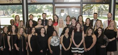 Nursing students graduate from Wharton County Junior College