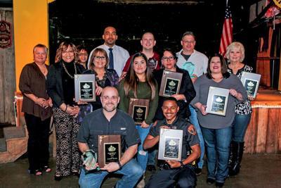 Richmond PD holds awards ceremony