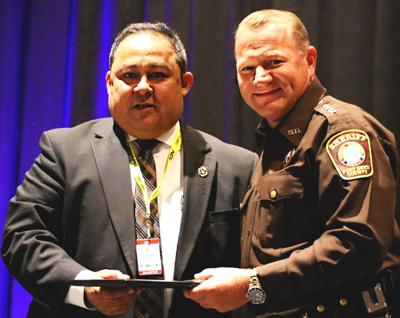 Sheriff Nehls receives TABC Award