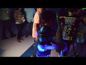 Taylor Ray Glow Dance
