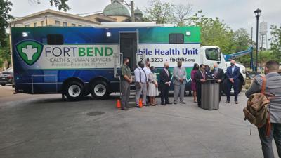 County reveals new mobile vaccine unit