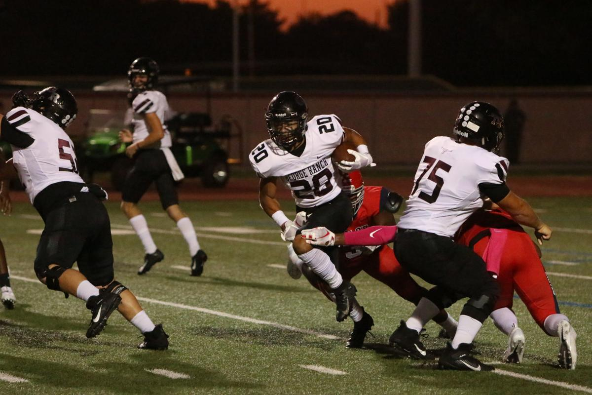 Longhorns pull out close win over Alief Taylor