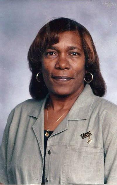 Gail Ann Johnson Whitaker