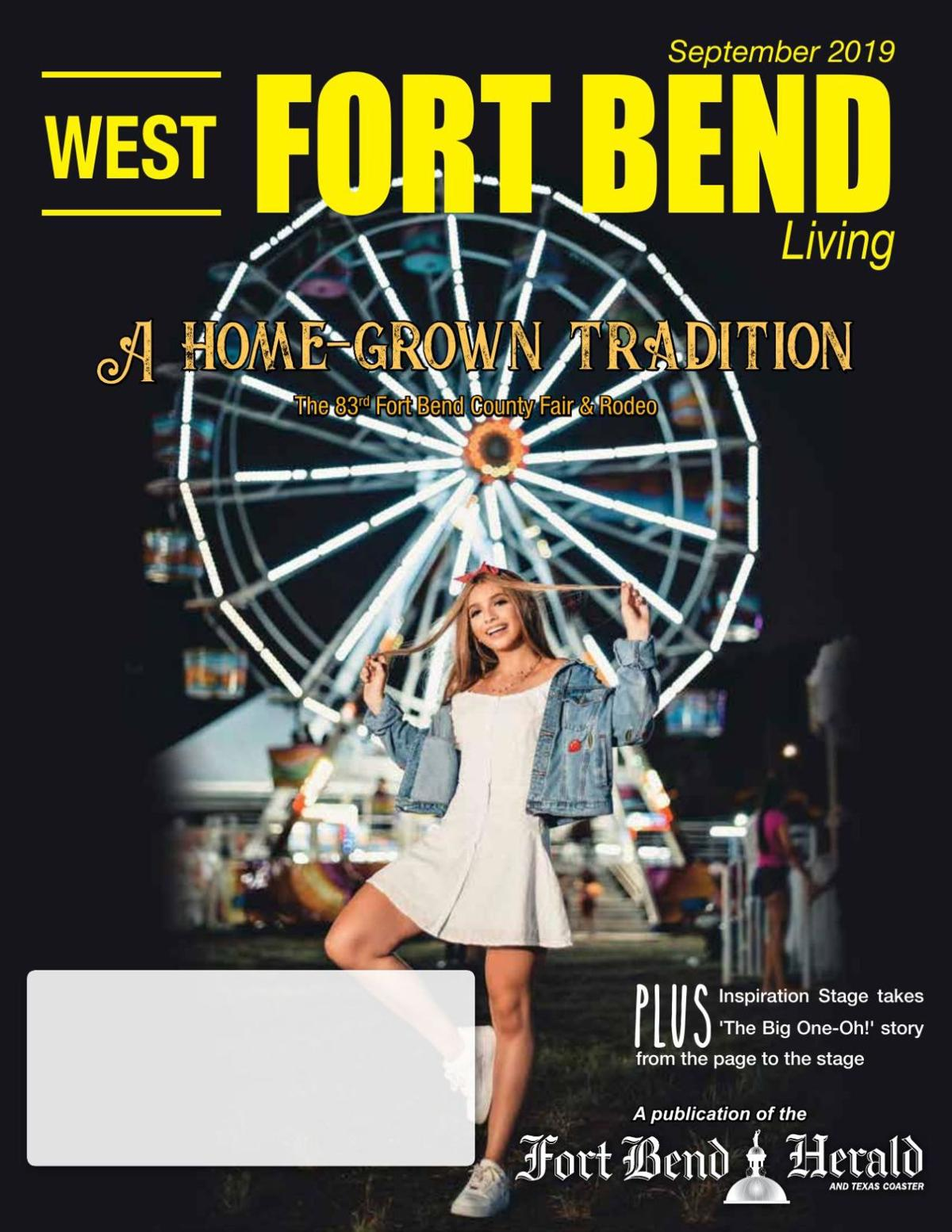West Fort Bend Living: September 2019