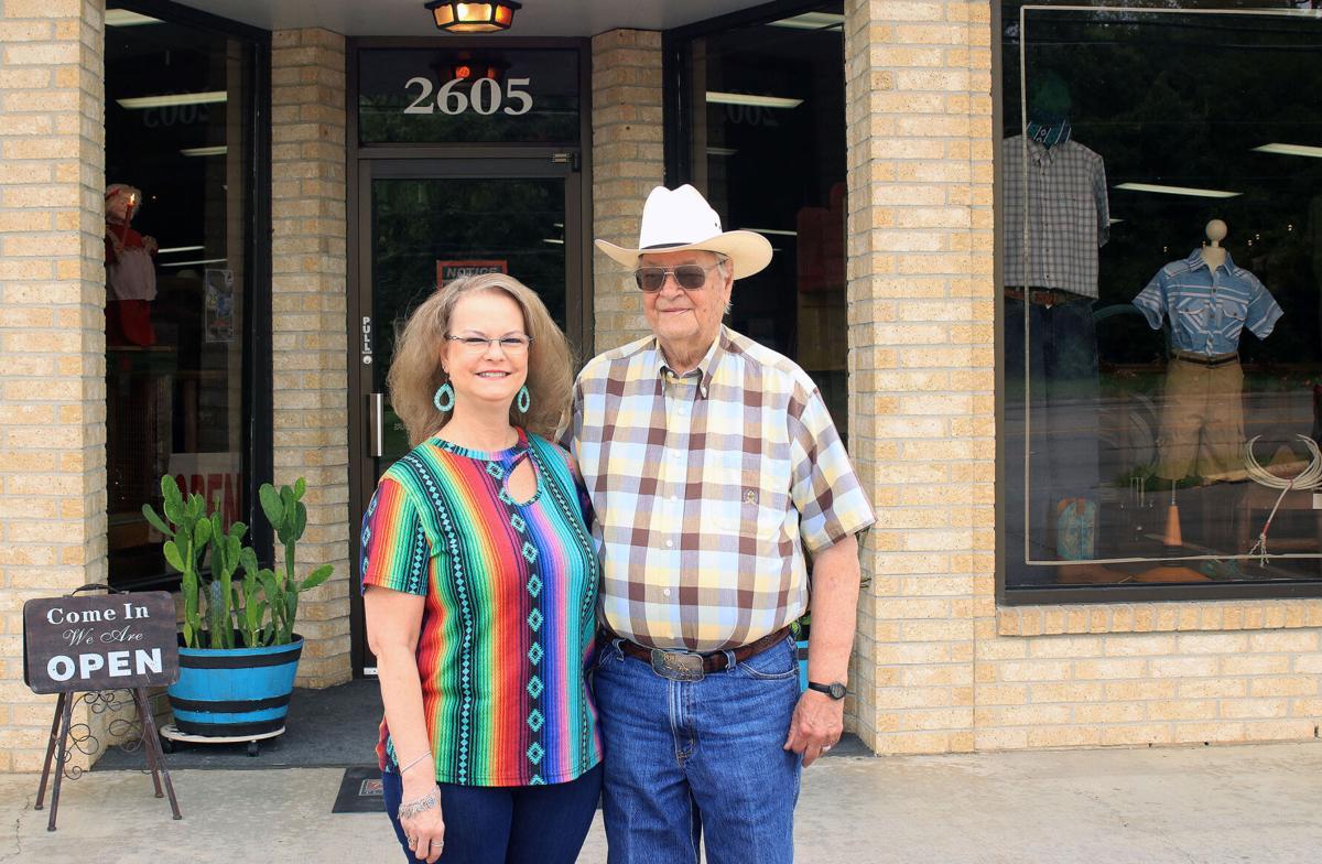 Corral Western Wear in Rosenberg
