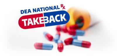 RPD to take part in National Prescription Drug Take Back Day