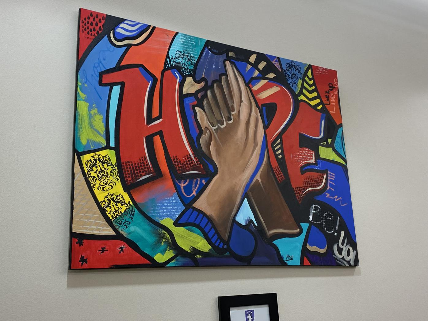 Fort Bend County uses art expression to encourage incarcerated youth