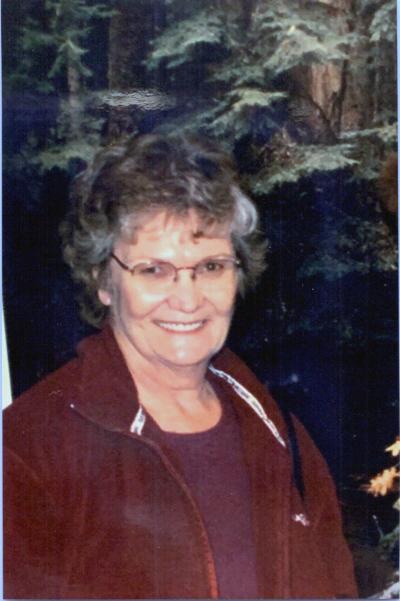 Georgie Ann (Macha) Bergen