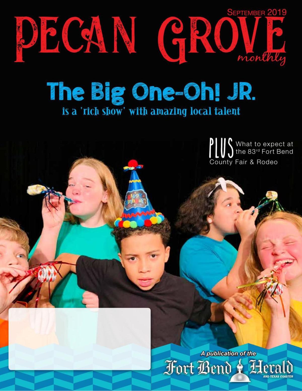Pecan Grove Monthly: September 2019