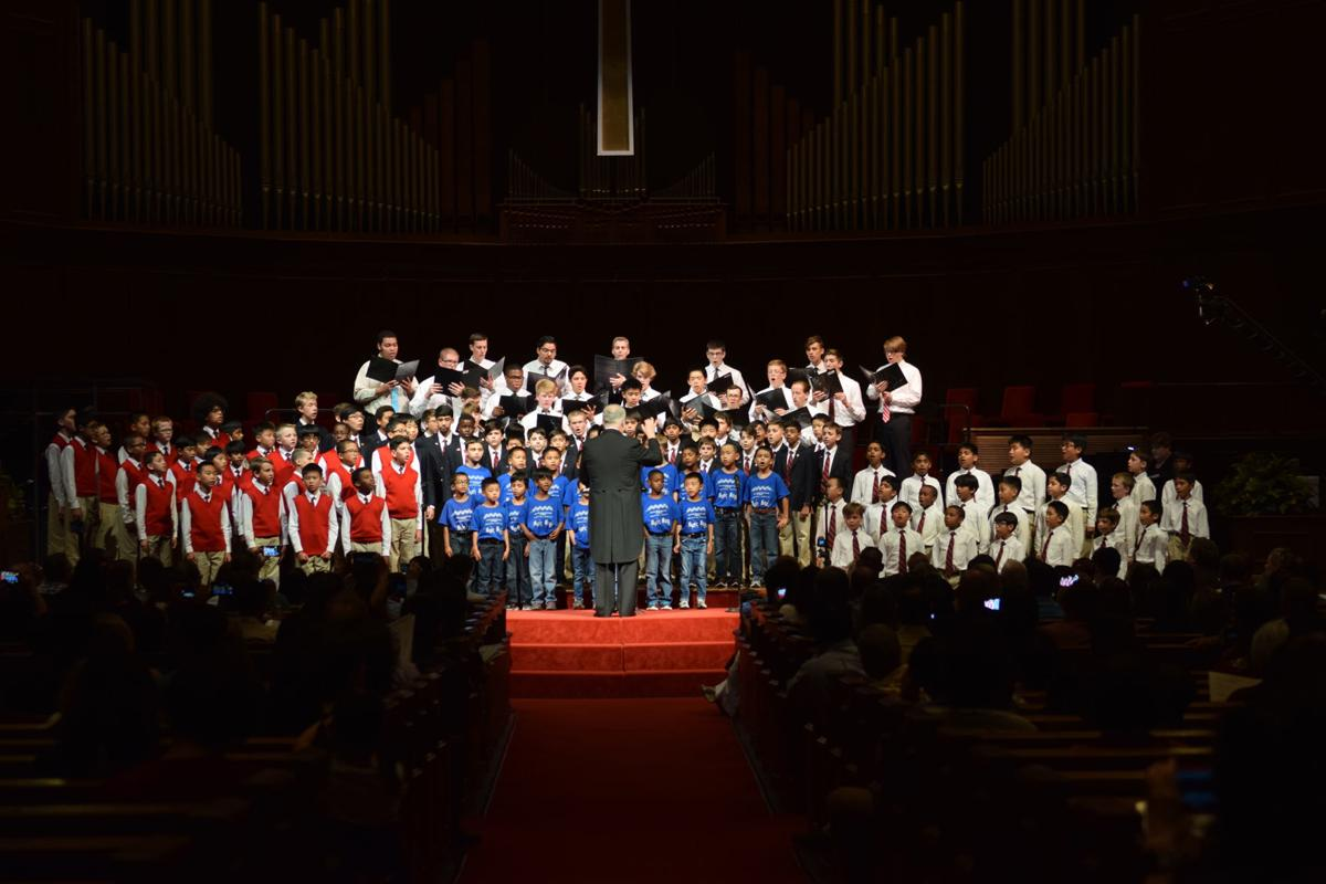 The Fort Bend Boys Choir of Texas to present its Spring
