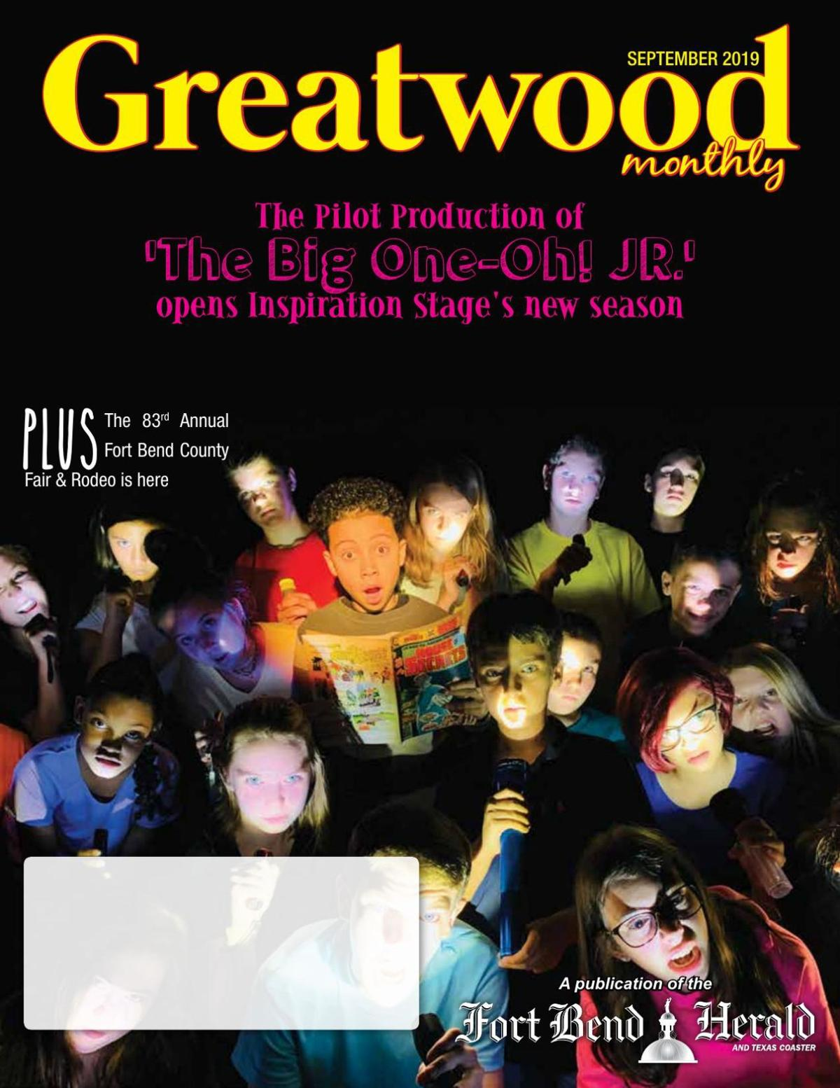 Greatwood Monthly: September 2019