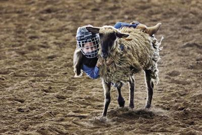 Mutton Bustin' sign-up is Aug. 13